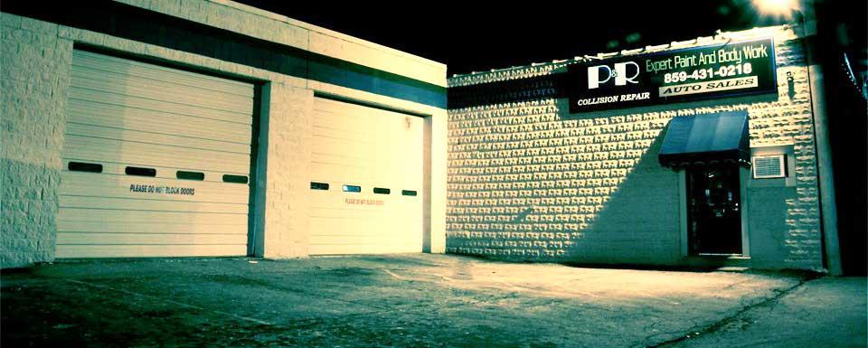 Cincinnati Auto Body Repair   P&R Auto